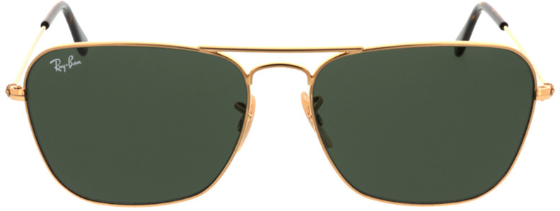 Picture of glasses model Ray-Ban Caravan RB3136 181 58-15 in angle 0