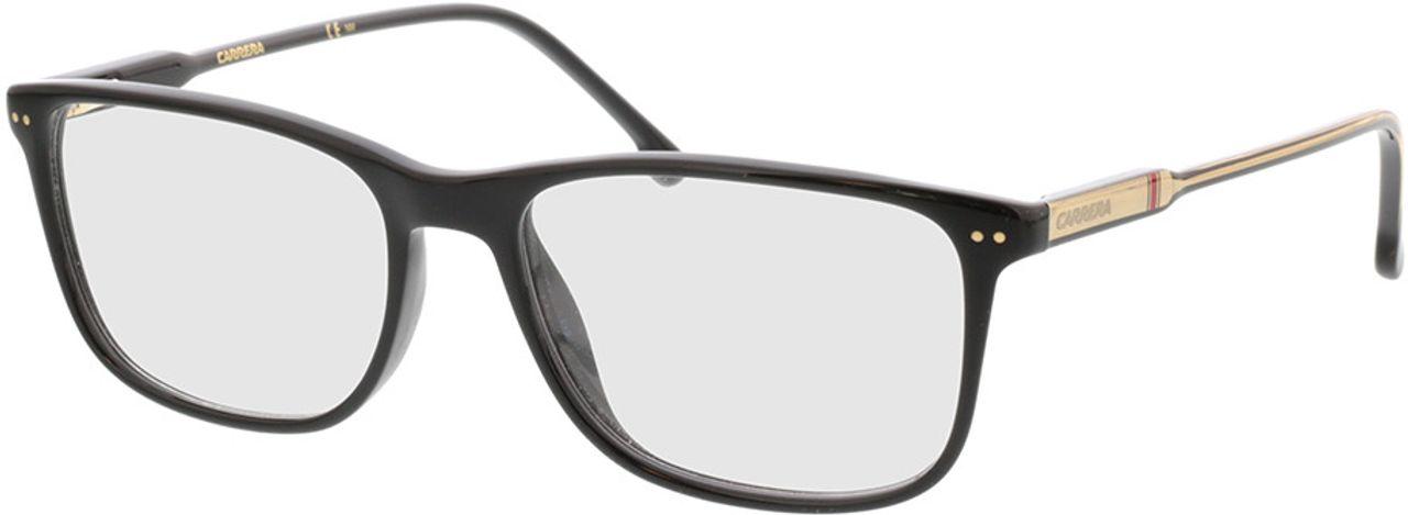Picture of glasses model Carrera CARRERA 202 807 55-17 in angle 330