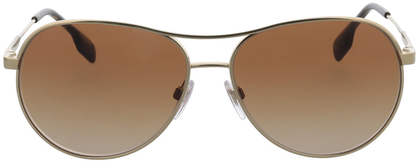 Picture of glasses model Burberry BE3122 110913 59-14 in angle 0