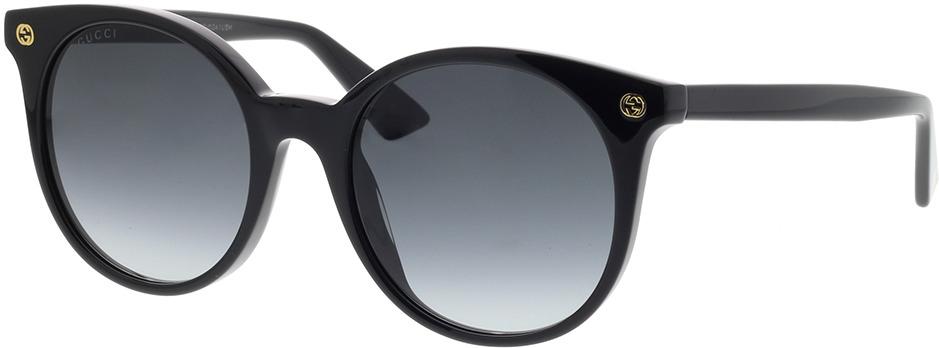 Picture of glasses model Gucci GG0091S-001 52-20