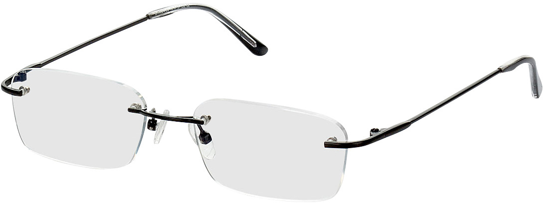 Picture of glasses model Jascha-schwarz in angle 330