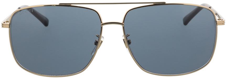Picture of glasses model Gucci GG0836SK-004 63-14 in angle 0
