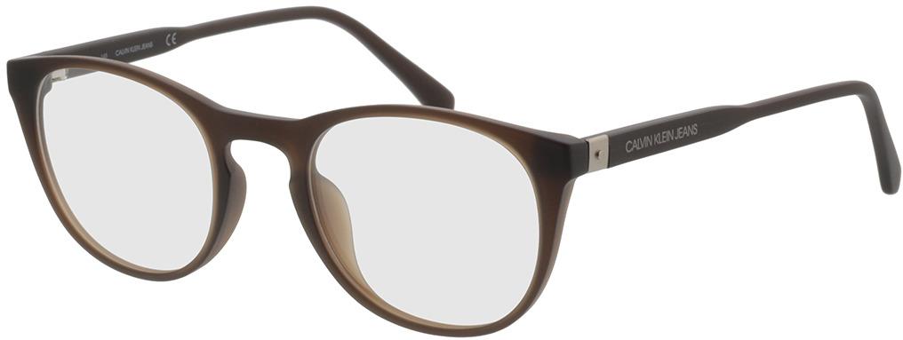 Picture of glasses model Calvin Klein Jeans CKJ20511 201 50-22 in angle 330