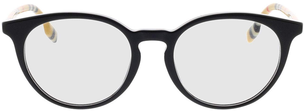 Picture of glasses model Burberry BE2318 3853 51-18 in angle 0