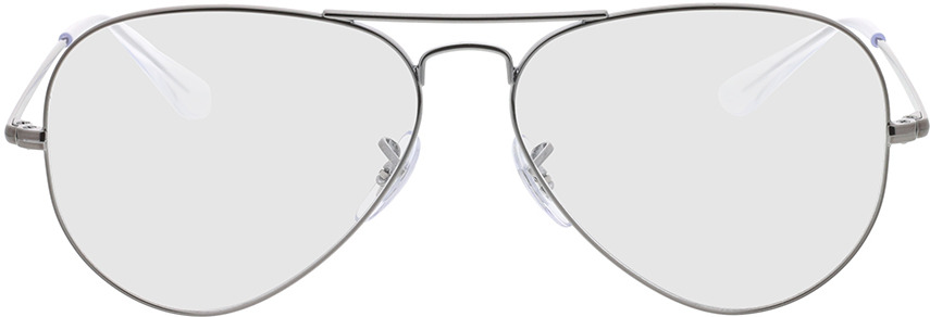 Picture of glasses model Ray-Ban RX6489 2502 58-14 in angle 0