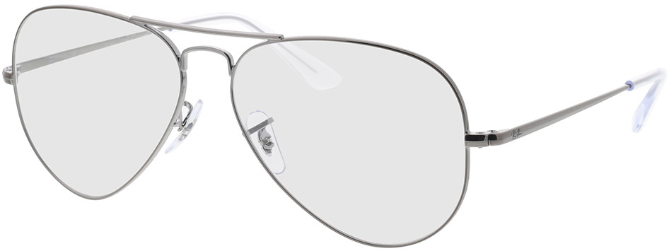 Picture of glasses model Ray-Ban RX6489 2502 58-14 in angle 330