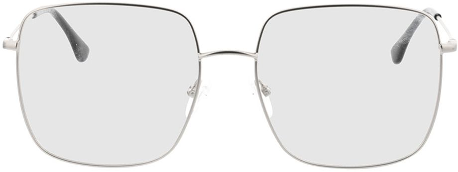 Picture of glasses model Limerick-silber in angle 0