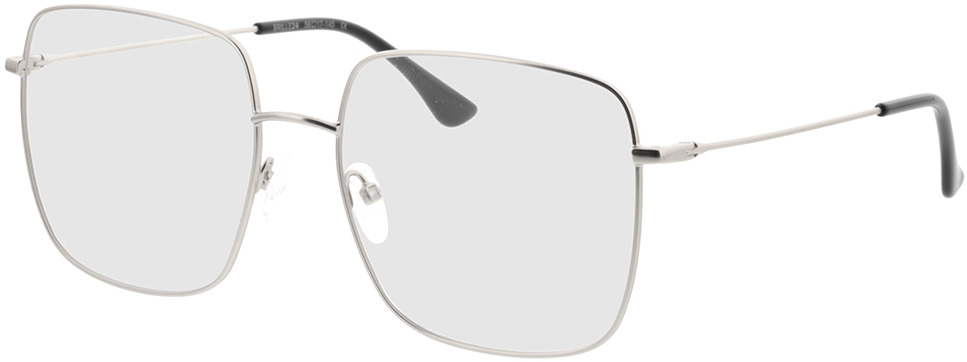 Picture of glasses model limarick prateado in angle 330