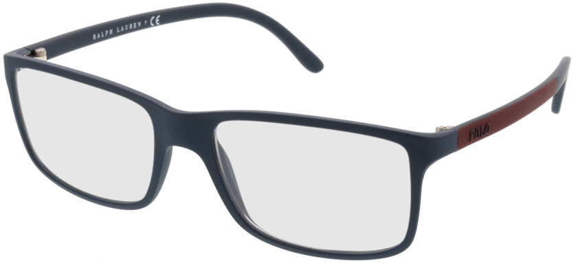 Picture of glasses model Polo Ralph Lauren PH2126 5506 53-16 in angle 330