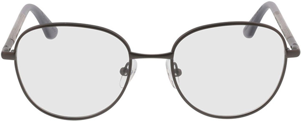 Picture of glasses model Wood Fellas Optical Prunn chalk oak 49-18 in angle 0