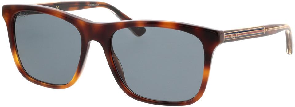 Picture of glasses model Gucci GG0381S-009 57-18