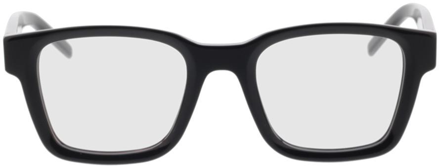 Picture of glasses model Hugo HG 1158 807 50-21 in angle 0