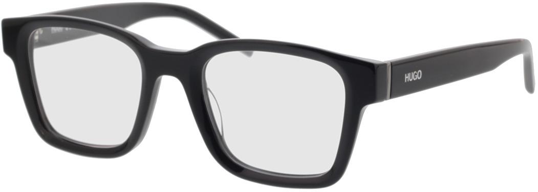Picture of glasses model Hugo HG 1158 807 50-21 in angle 330