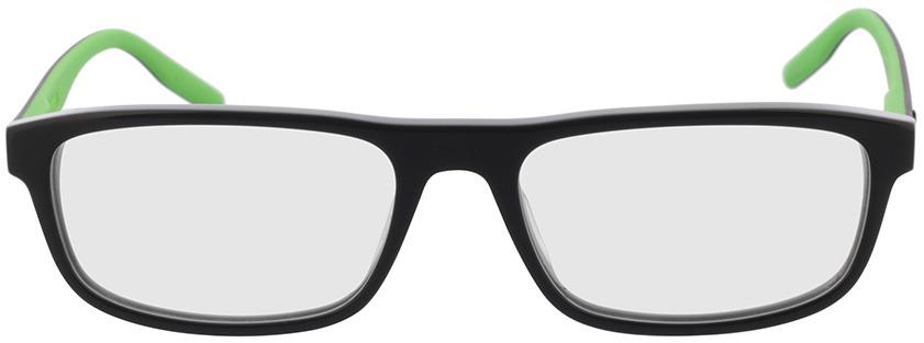 Picture of glasses model Puma PU0275O-004 57-18 in angle 0