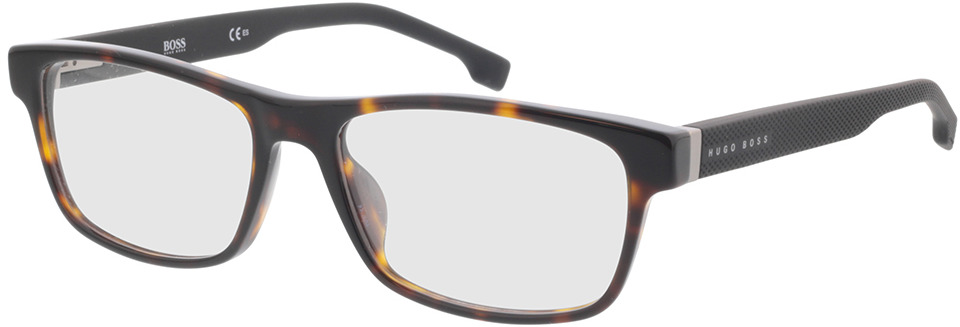 Picture of glasses model Boss BOSS 1041 086 55-17 in angle 330