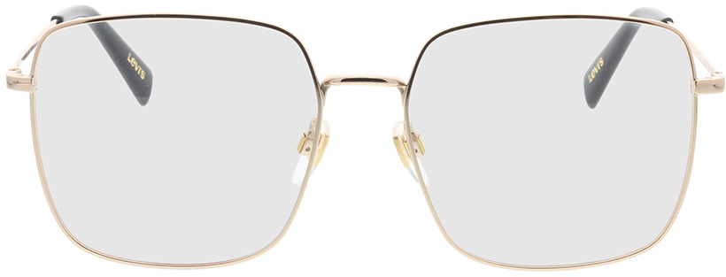 Picture of glasses model Levi's LV 1010 J5G 56-17 in angle 0