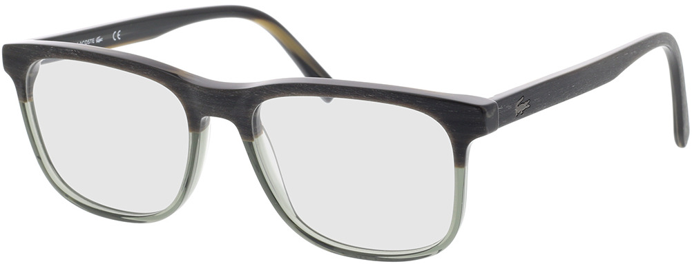 Picture of glasses model Lacoste L2849 315 54-17 in angle 330