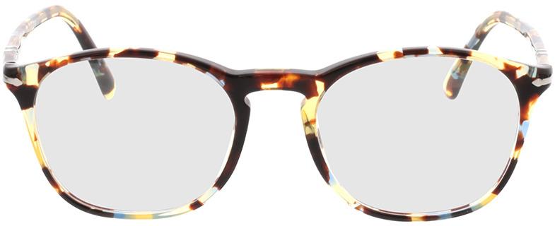 Picture of glasses model Persol PO3007VM 1058 52-19 in angle 0