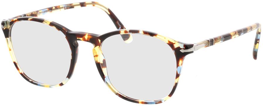 Picture of glasses model Persol PO3007VM 1058 52-19 in angle 330