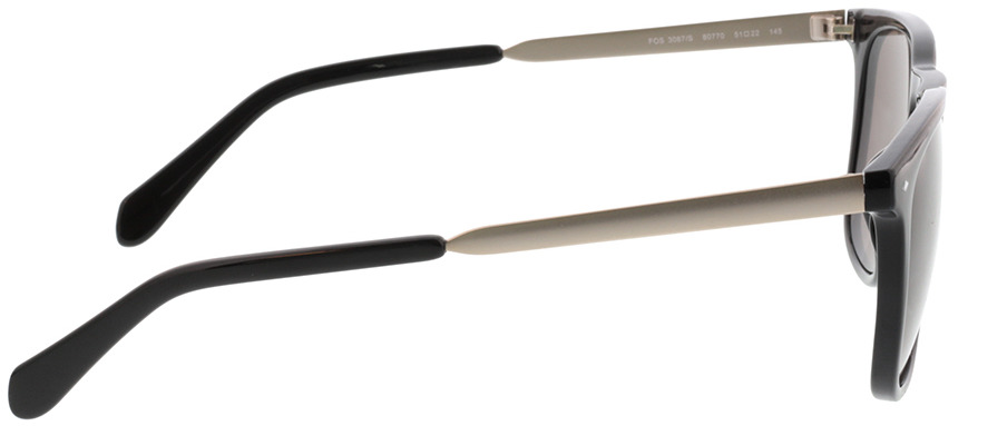 Picture of glasses model Fossil FOS 3087/S 807 51-22 in angle 90