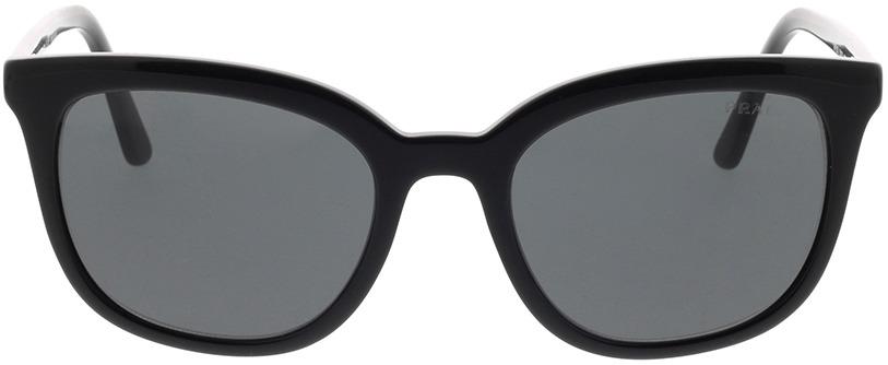 Picture of glasses model Prada PR 03XS 1AB5S0 53-20 in angle 0