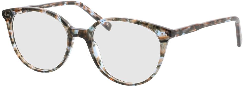 Picture of glasses model Olivia-beige/grau in angle 330