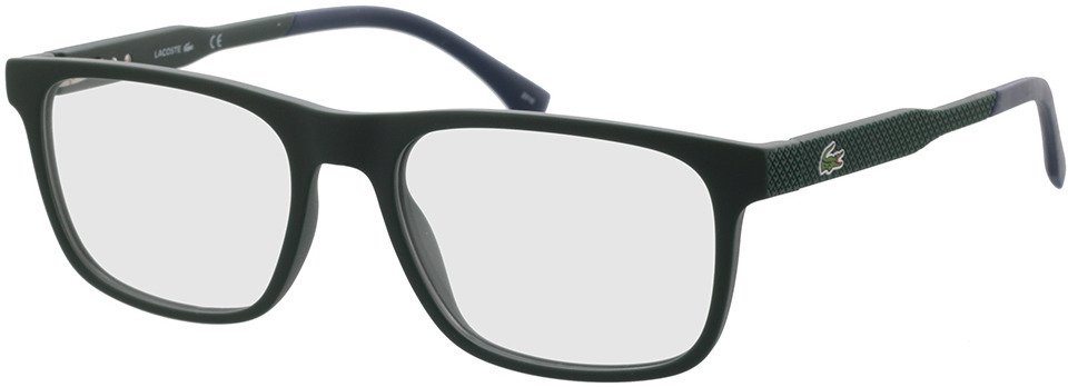 Picture of glasses model Lacoste L2875 315 55-18 in angle 330