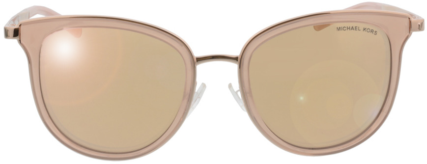 Picture of glasses model Michael Kors Adrianna I MK1010 1103R1 54-20 in angle 0