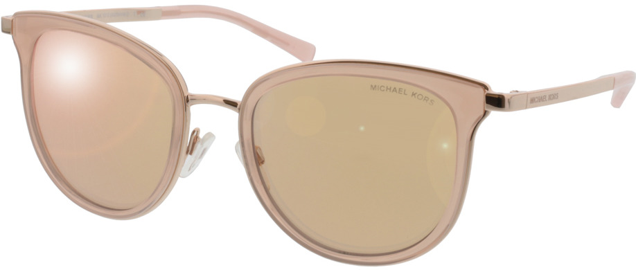 Picture of glasses model Michael Kors Adrianna I MK1010 1103R1 54-20 in angle 330