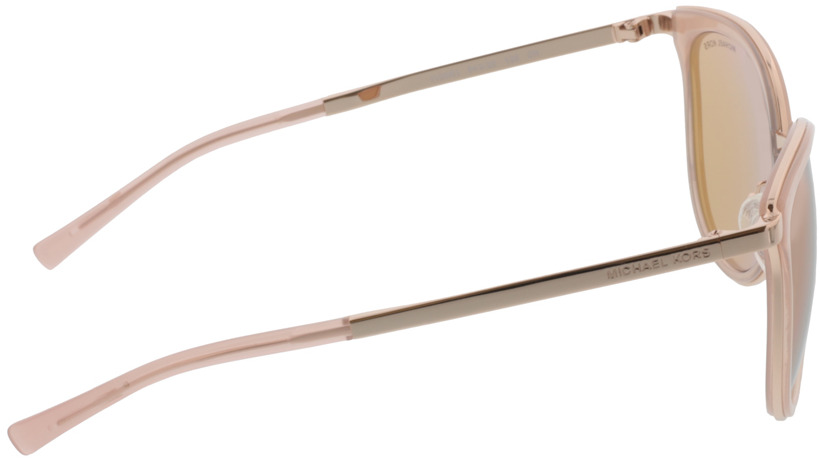 Picture of glasses model Michael Kors Adrianna I MK1010 1103R1 54-20 in angle 90