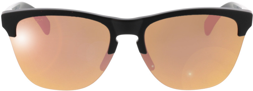 Picture of glasses model Oakley Frogskins Lite OO9374 26 63-10 in angle 0