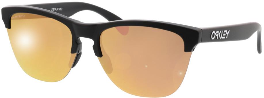Picture of glasses model Oakley Frogskins Lite OO9374 26 63-10