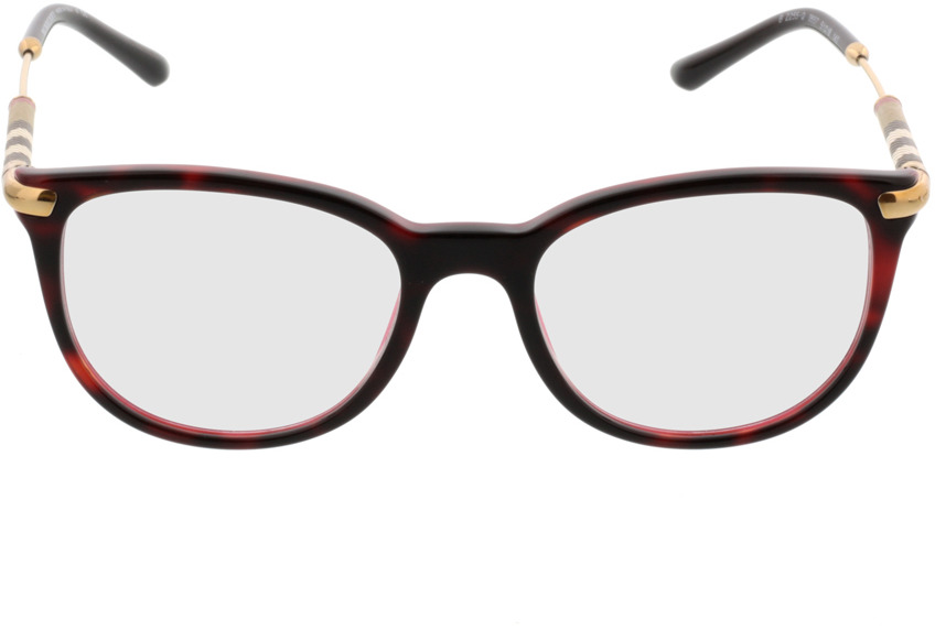 Picture of glasses model Burberry BE2255Q 3657 51-18 in angle 0