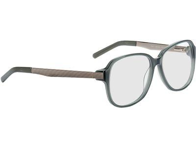 Brille Tabora-grau-silber