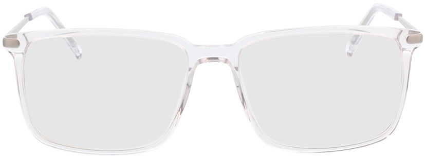 Picture of glasses model Timor-transparent in angle 0
