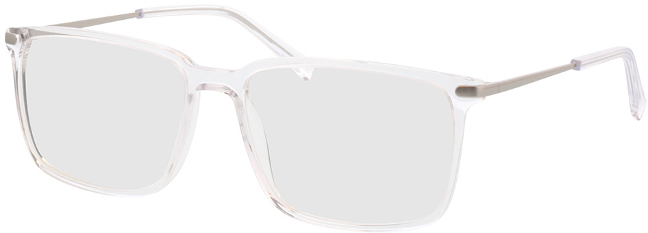 Picture of glasses model Timor-transparent in angle 330