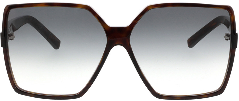 Picture of glasses model Saint Laurent SL 232 BETTY-003 63-13 in angle 0