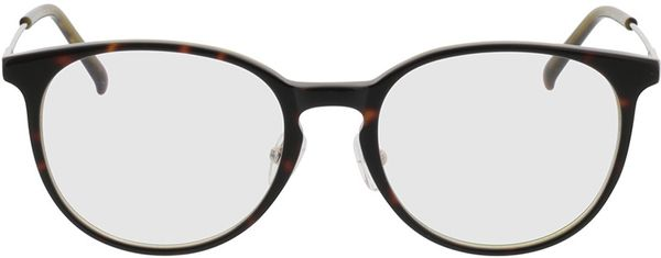 Picture of glasses model Kelibia-brown-mottled-silver in angle 0