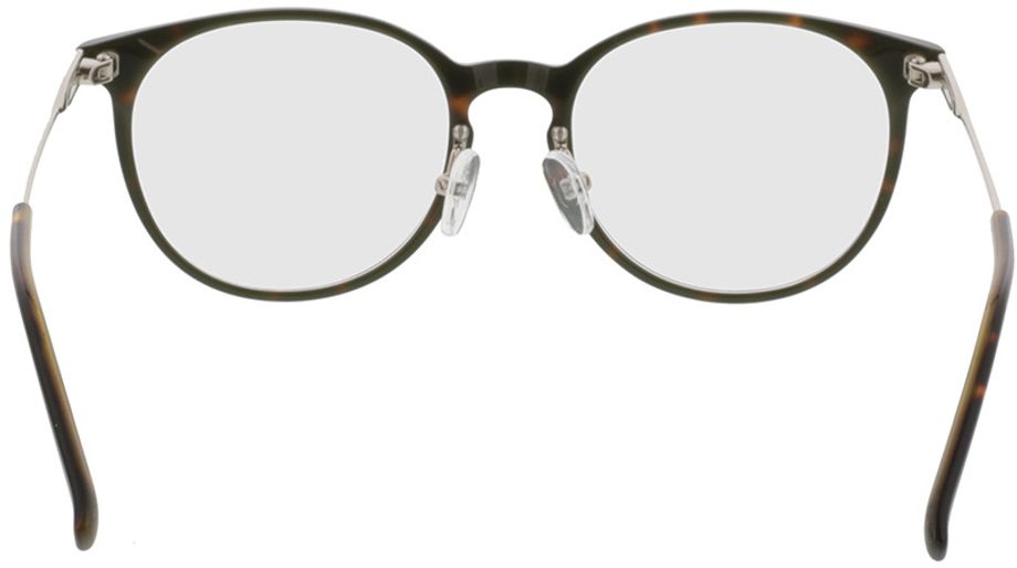 Picture of glasses model Kelibia-brown-mottled-silver in angle 180