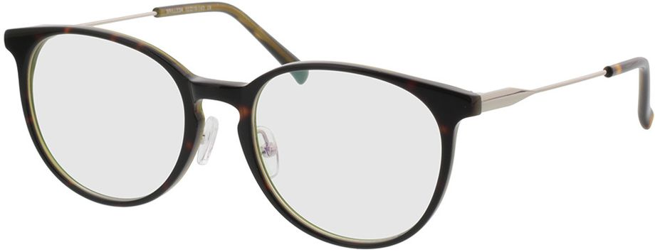 Picture of glasses model Kelibia-brown-mottled-silver in angle 330