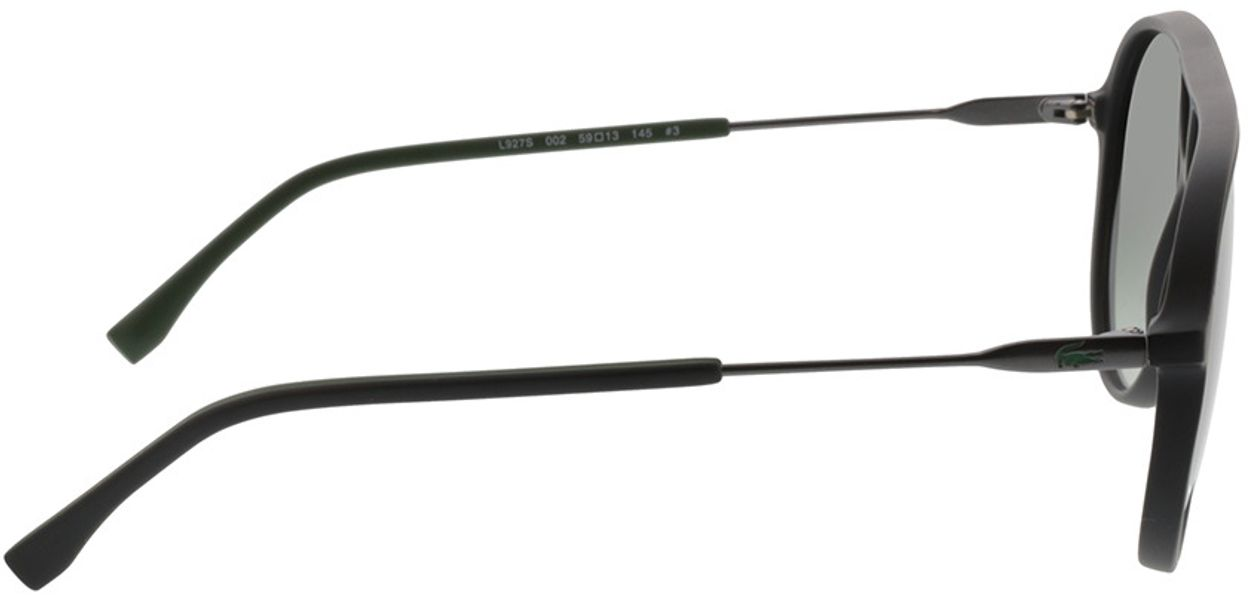 Picture of glasses model Lacoste L927S 002 59-13 in angle 90