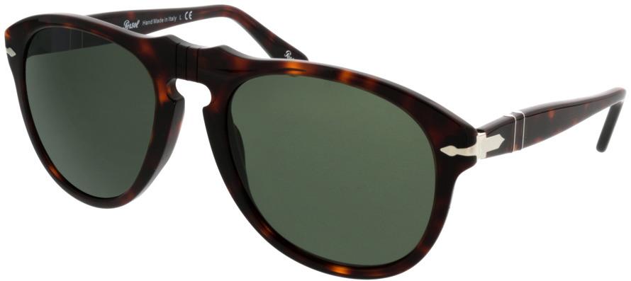 Picture of glasses model Persol PO0649 24/31 54-20 in angle 330