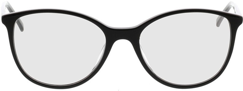 Picture of glasses model Bloomington-schwarz in angle 0