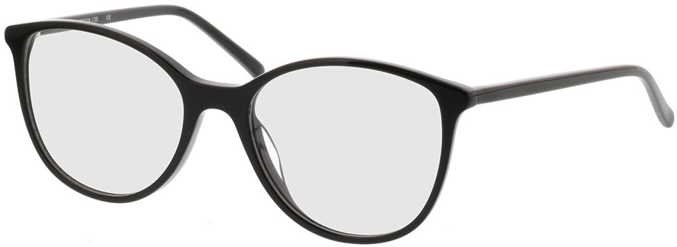Picture of glasses model Bloomington-schwarz in angle 330