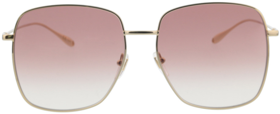Picture of glasses model Gucci GG1031S-002 59-16 in angle 0
