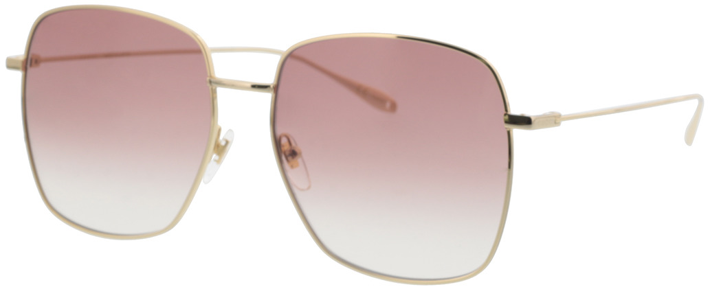 Picture of glasses model Gucci GG1031S-002 59-16 in angle 330