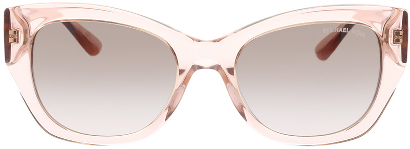 Picture of glasses model Michael Kors Palermo MK2119 32213B 53-19 in angle 0