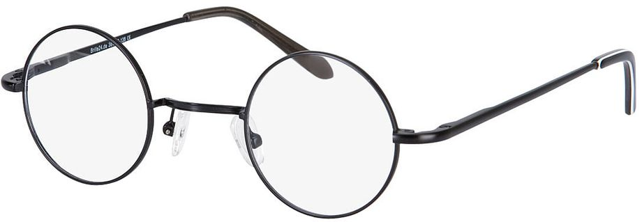 Picture of glasses model Cary-black in angle 330