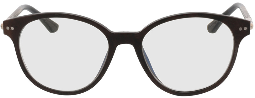 Picture of glasses model Wood Fellas Optical Solace curled 51-17 in angle 0