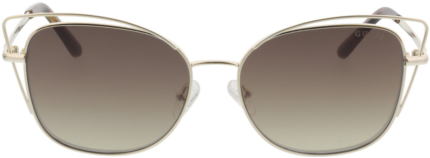 Picture of glasses model Guess GU7528 32G 56-16 in angle 0